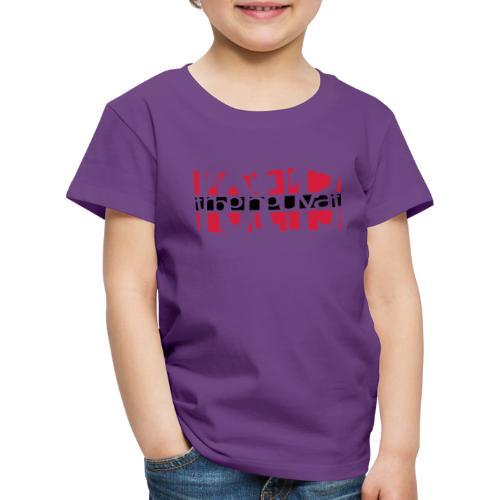 rot13 - 2colors - Kinder Premium T-Shirt