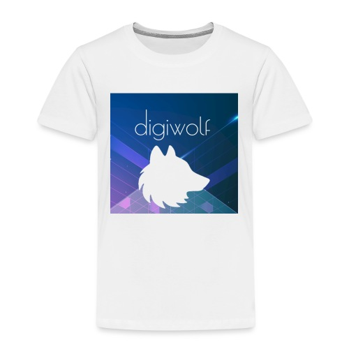 Digiwolf Logo Print - Kids' Premium T-Shirt