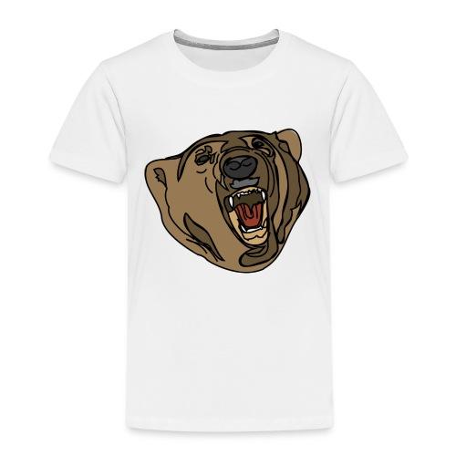 beer sweater (grey) - Kinderen Premium T-shirt