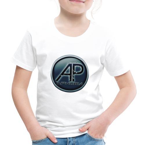 Logo Aphobia 3 - Kinderen Premium T-shirt