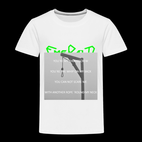 Emerald - Kinder Premium T-Shirt