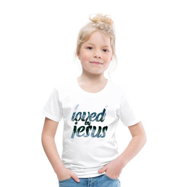 LOVED BY JESUS