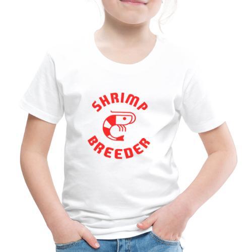 SHRIMP FARMER AQUARIUM CRS RED - T-shirt Premium Enfant
