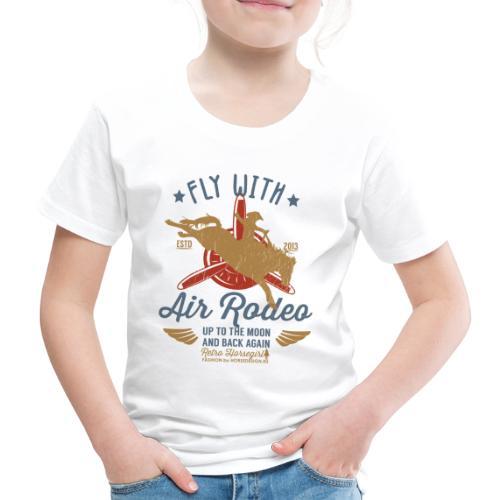 Flieg mit uns - Kinder Premium T-Shirt