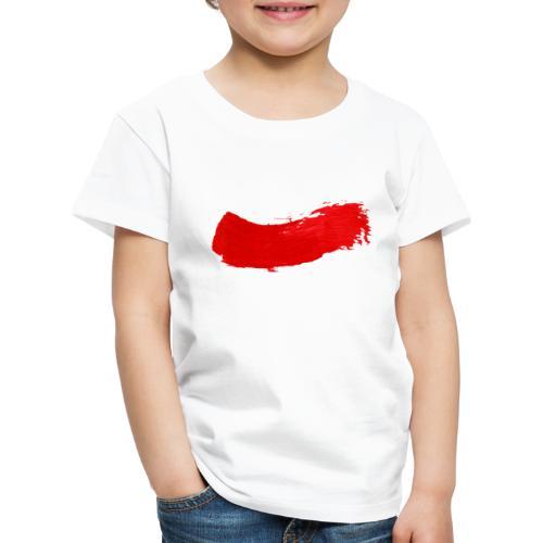 Painter - Premium T-skjorte for barn