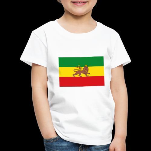 LION FLAG - Kids' Premium T-Shirt
