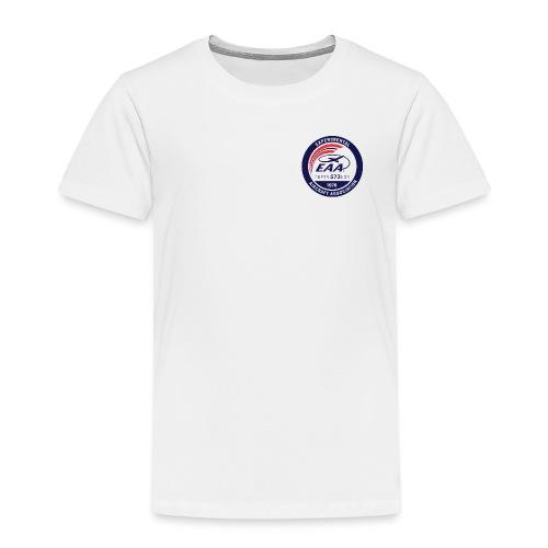 EAA-LOGO-PATCH - Premium T-skjorte for barn