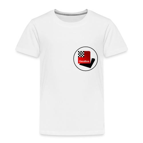 ChessBase Logo - Kinder Premium T-Shirt