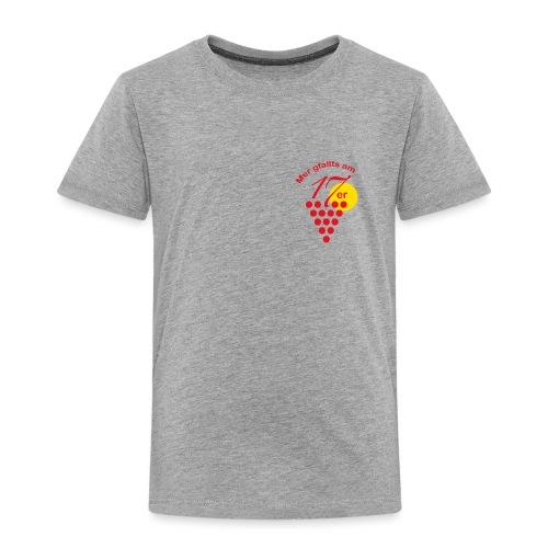 Logo pur2 png - Kinder Premium T-Shirt