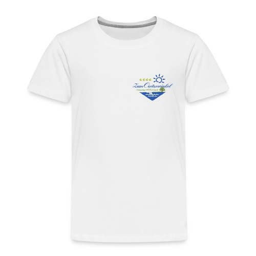 Camping macht Laune - Kinder Premium T-Shirt