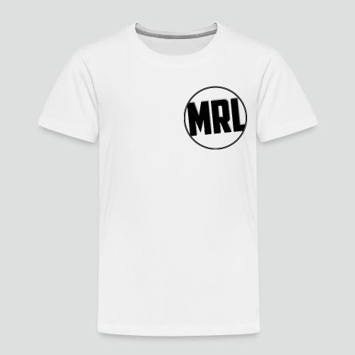 Logo Transparant Zwart png - Kinderen Premium T-shirt