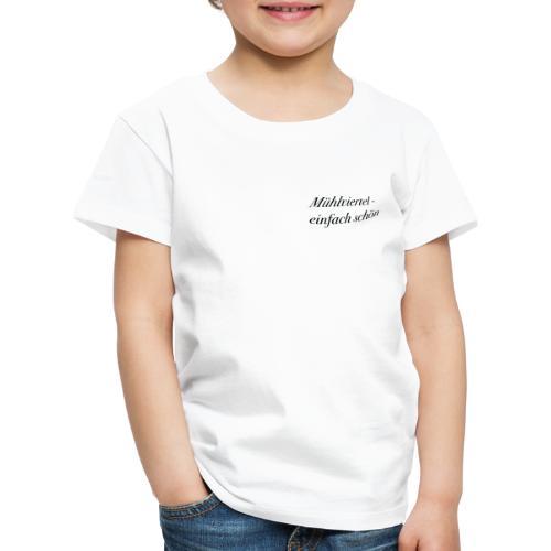 Mühlviertel - einfach schön - Kinder Premium T-Shirt
