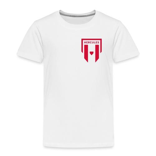 JS Hercules, new logo - Lasten premium t-paita