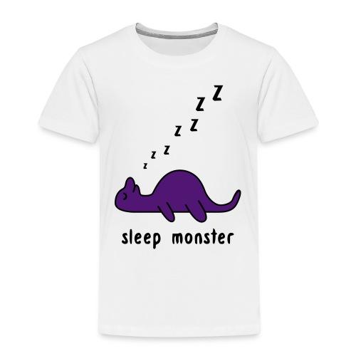 Sleep Monster - Kids' Premium T-Shirt
