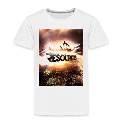 RESOURCES Splash Screen - Kinder Premium T-Shirt