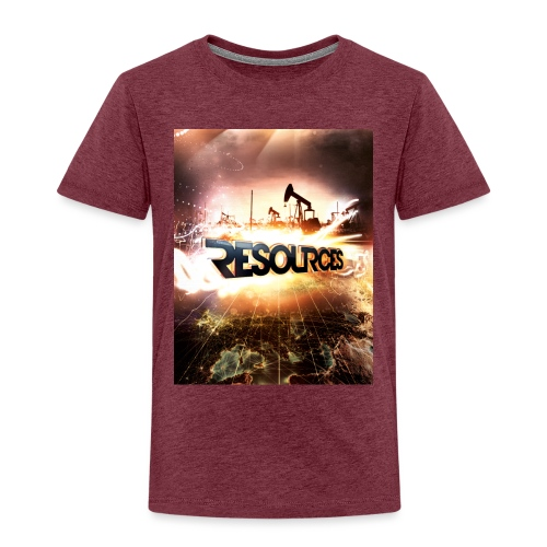 RESOURCES Splash Screen - Kinder Premium T-Shirt