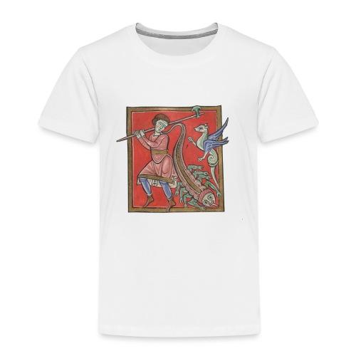 De medicina ex animalibus - Camiseta premium niño