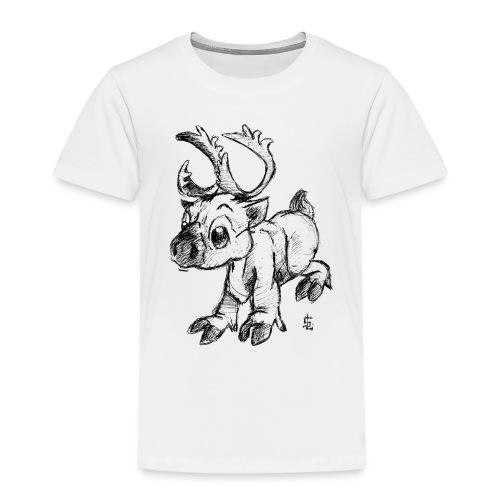Caribou - T-shirt Premium Enfant