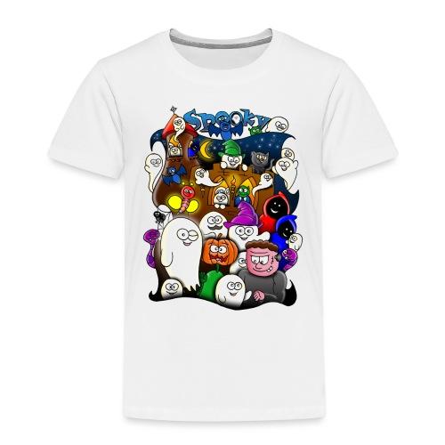 Spooky - Kinderen Premium T-shirt