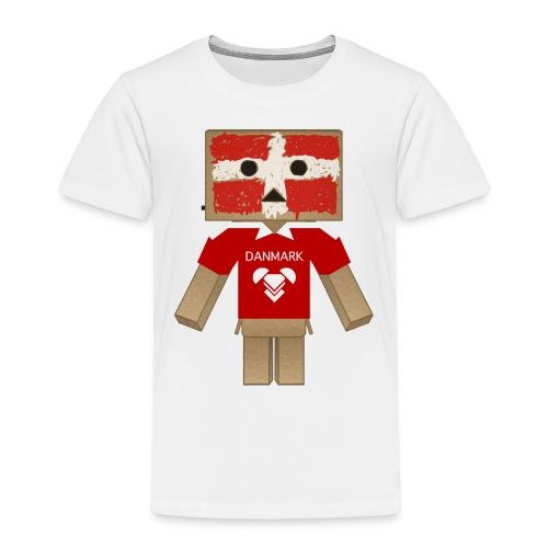 DANMARK EURO 2012 LIMITED - Børne premium T-shirt