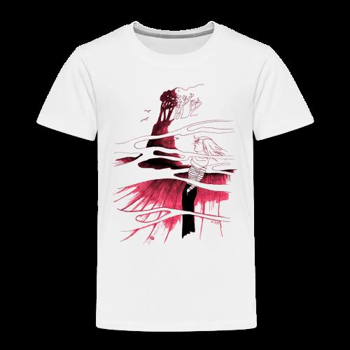 Ein Ort (rot) - Kinder Premium T-Shirt