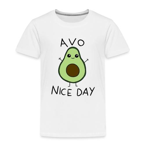 Avo Nice Day - Kids' Premium T-Shirt