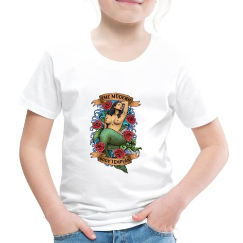 TMBT - Rose Mermaid - - Kinder Premium T-Shirt