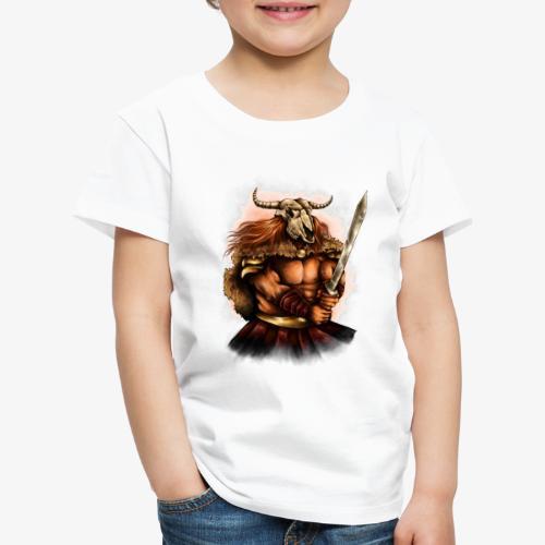 Bataille pour l'honneur - T-shirt Premium Enfant