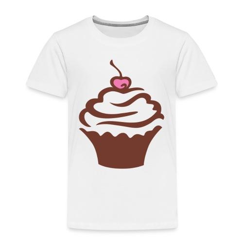 Cupcake - Maglietta Premium per bambini