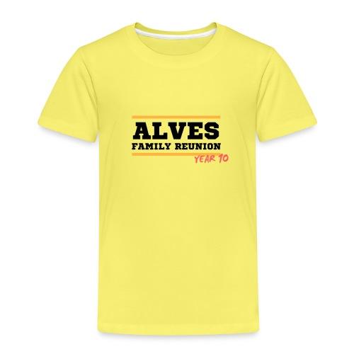 Alves - Maglietta Premium per bambini