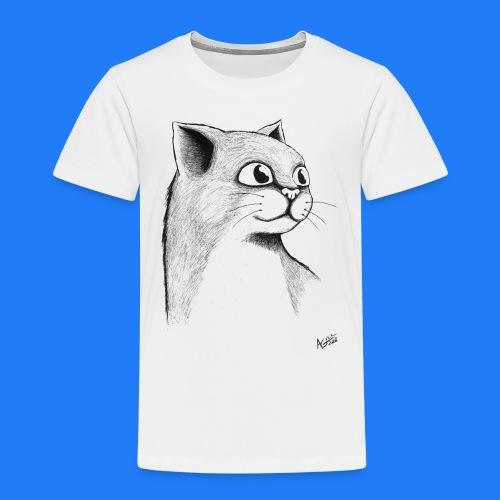 CAT HEAD by AGILL - T-shirt Premium Enfant
