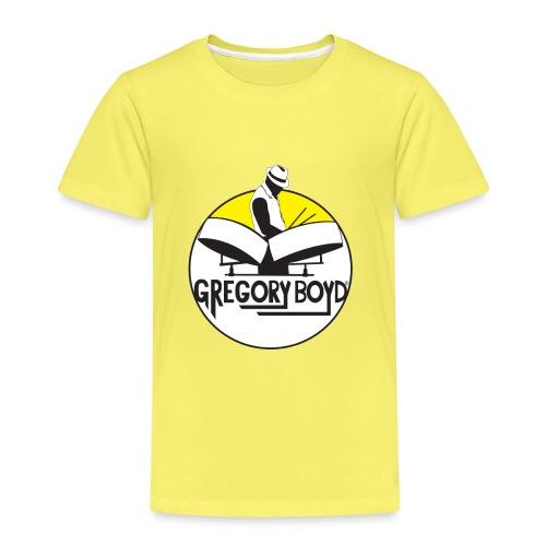INTRODUKTION ELEKTRO STEELPANIST GREGORY BOYD - Børne premium T-shirt
