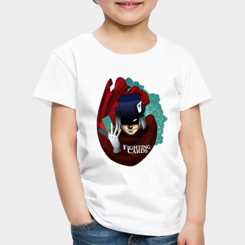 Fighting cards - Magicien - T-shirt Premium Enfant