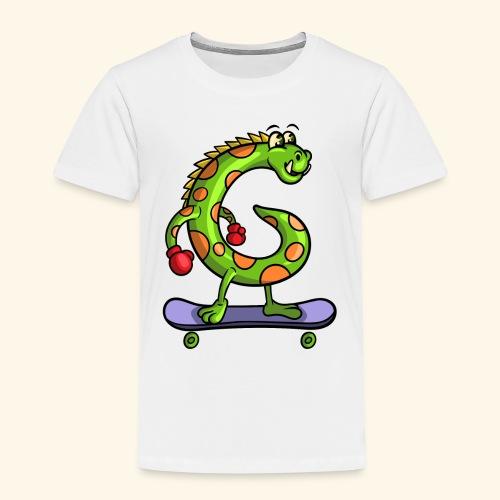 gmonster v 3 0 - Kinderen Premium T-shirt