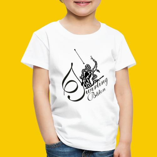 twirling b 2 - T-shirt Premium Enfant