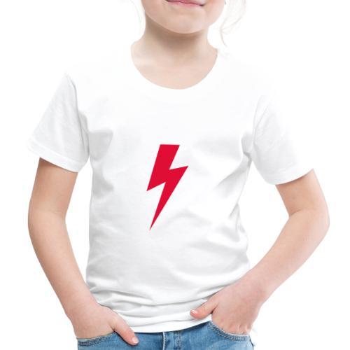 Błyskawica polannd ppro choice women rights - Koszulka dziecięca Premium