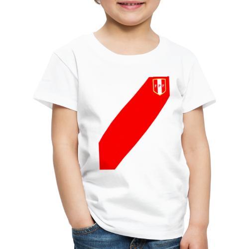 Seleccion peruana de futbol (Recto-verso) - Kinder Premium T-Shirt