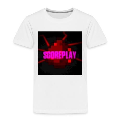 Scoreplay standard t-shirt - Kids' Premium T-Shirt