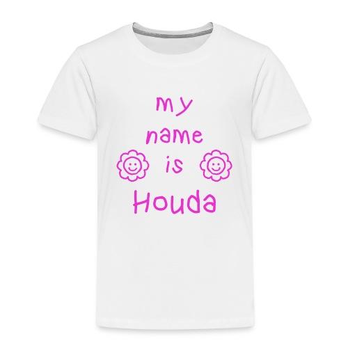 HOUDA MY NAME IS - T-shirt Premium Enfant