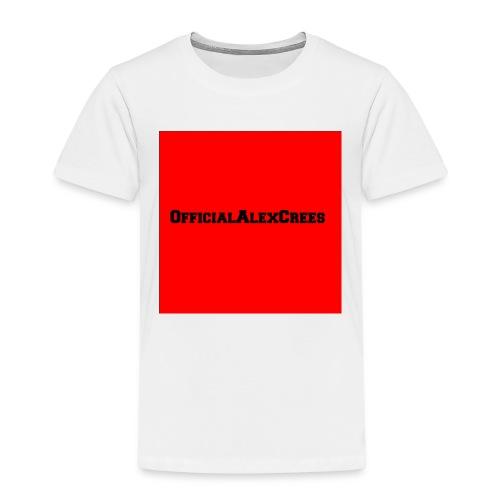Official Alex Crees merch - Kids' Premium T-Shirt