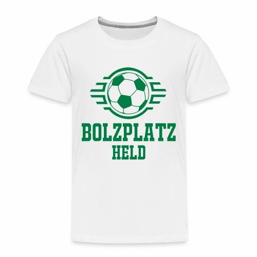 Bolzplatzheld Shirt - Kinder Premium T-Shirt