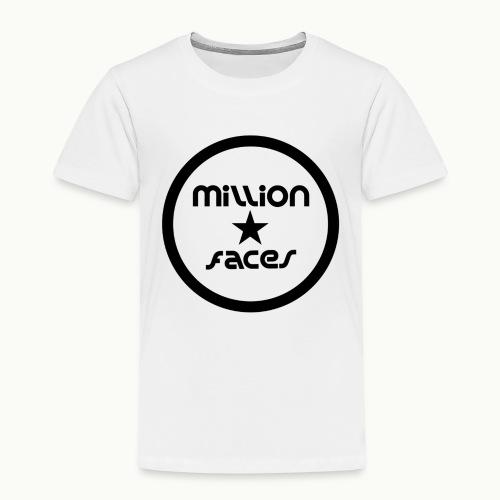 xxmillionfacesxx - Kinder Premium T-Shirt
