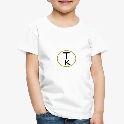 Mrs. Takoda - Logo - Kinder Premium T-Shirt