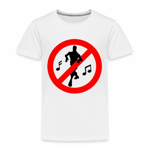 No Dancing Allowed - Kids' Premium T-Shirt