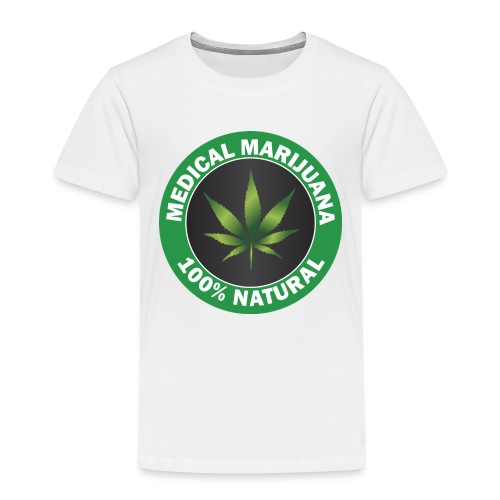 Medizin Marijuhana - Kinder Premium T-Shirt