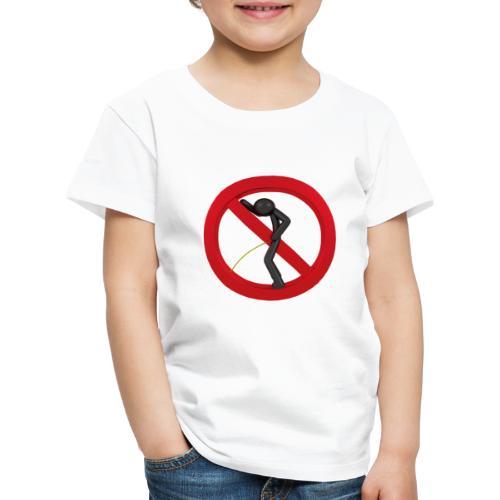 Männecken Piss - Kinder Premium T-Shirt