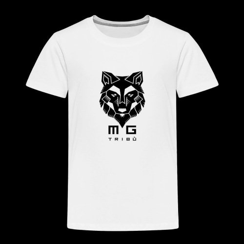 LOGO MG TRIBU T-MADE, CASTE DNA, RESET - Maglietta Premium per bambini