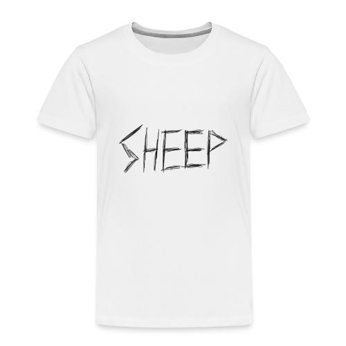 sheep. - Kids' Premium T-Shirt