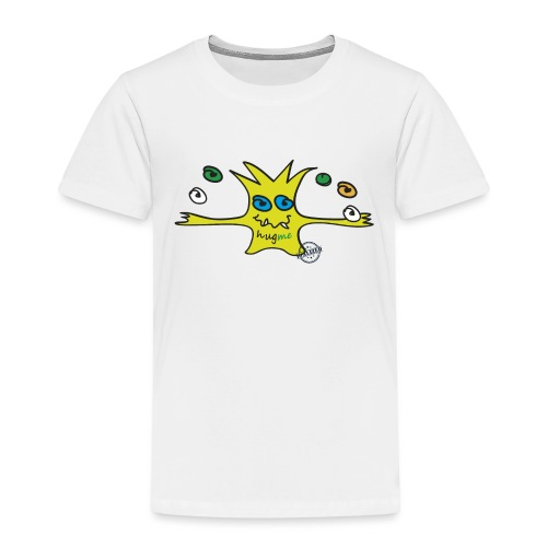 Hug me Monsters - Every little monster needs a hug - Kids' Premium T-Shirt