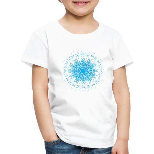 Mandala of ice - Kids' Premium T-Shirt